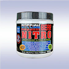 VITOL RUSSIAN BEAR NITRO (21 SERVINGS) pre post workout energy stamina recovery