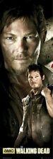 THE WALKING DEAD ~ DARYL DIXON DOOR 21x62 TV POSTER Zombie AMC Norman Reedus