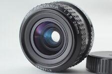 **NEAR MINT** SMC PENTAX-A 28mm F/2.8 K mount Wide Angle MF Lens from Japan #074