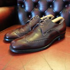 The Johnston & Murphy Shoe 'Made in USA' Wingtip Brogues 9 (UK) 10 (USA) POTUS!