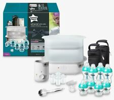 Tommee Tippee Advanced Anti-Colic Complete Feeding Set - Blue