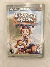 Harvest Moon PS2 Sealed Brand New Toys R Us Lock Case CIB (Playstation 2)