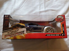 The Fast and the Furious Tokyo Drift 2006 Nissan 350Z #4 - 1:18 Car Series 01