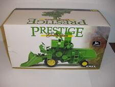 1/16 Prestige Collection John Deere No. 45 Combine W/Corn Head W/Box! Unopened!