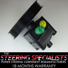Volvo S60 2.4 D D5 2001 to 2010 Genuine Reconditioned Power Steering Pump