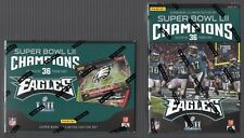 2017 Panini Instant Eagles Super Bowl LII Champs Complete Card Set 1 Box of 36