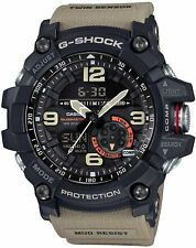 CASIO G-SHOCK GG-1000-1A5 DR Watch MASTER OF G MUDMASTER * FBA*