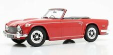 Cult Models 1:18 1967 Triumph TR5 P.I. in Red
