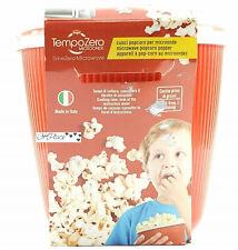 Snips Tempozero Microwave Popcorn Popper