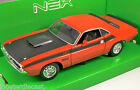 1970 DODGE CHALLENGER T/A 1/24 scale model by WELLY