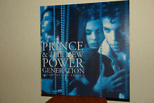 Prince & The New Power Generation - Diamonds And Pearls RARE Russian press LP