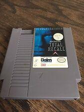 Total Recall Original Nintendo NES Game Cart NE3