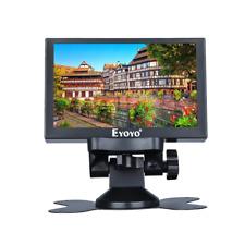 Eyoyo 5 inch Small Mini Monitor 800x480 Resolution Car Rear View TFT LCD Screen