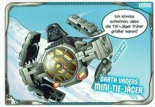 Lego Star Wars Series 2 Trading Cards Card No. 132 Darth Vaders Mini-Tie-Jäger