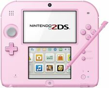 Nintendo 2DS Game Console Pink Japan New