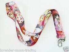 Japanese anime Lanière Courroie de cou ID titulaire (pour clés / téléphone / ipod)