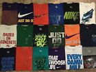 Men's Nike Athletic Cut The Nike Tee Cotton T-Shirts