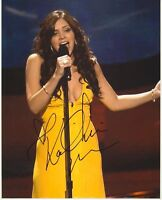 Katharine McPhee Autograph Signed 10x8 Photo AFTAL [8668]