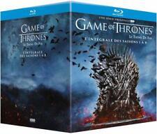 Game Of Thrones komplett Staffel 1 bis 8 Blu-ray deutsch Top