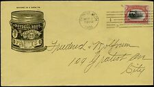 "#295 ON 2ND DAY COVER W/ ""BOYDELL BROS. PAINTS"" ADVERTISING COVER BP4454"
