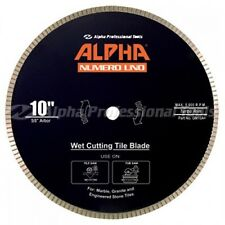"""10"""" Alpha Numero Uno Blade"""