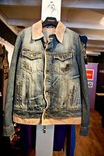 Dolce & Gabbana, Denim Jacket, Giubbino Jeans, Size 50, Made in Italy