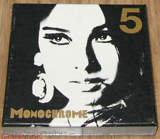 LEE HYO RI HYORI Monochrome 5TH ALBUM NORMAL EDITION K-POP CD + POSTER SEALED