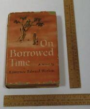 On Borrowed Time - LAWRENCE EDWARD WATKIN - Doubleday, Doran & Co hardback BOOK