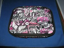 Victoria's Secret Travel Insulated Makeup Cosmetics Bag