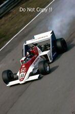 Stefan Johansson spirito 201c F1 STAGIONE 1983 fotografia 1