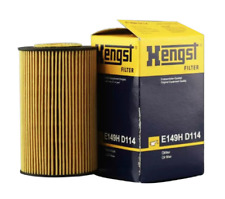 Quality HENGST Oil Filter E149H D114 Replaces HU8012z Mercedes Applications