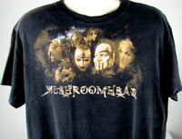 Mushroomhead T-Shirt Large Metal Rock Band Mudvayne Slipknot