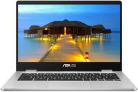 "NEW ASUS 14"" Chromebook C423NA Intel N3350 2.4GHz 64GB SSD 4GB Webcam ChromeOS"