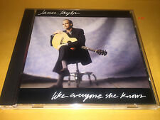 JAMES TAYLOR cd PROMO single LIKE EVERYONE SHE KNOWS demonstration 2 tracks JT
