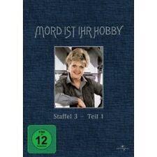 MORD IST IHR HOBBY SEASON 3.1 3 DVD NEUWARE