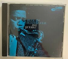 Ike Quebec - Blue & Sentimental CD 1988 Blue Note CDP 7 84098 2 VG