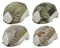 Tactical Military Hunting Airsoft Paintball Ops-Core Fast BJ/PJ/MH Helmet Cover