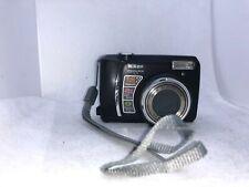 Nikon Coolpix L1 6.2MP Digital Camera with 5x Optical Zoom (Black)