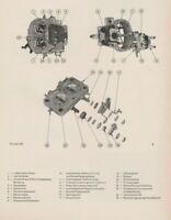 Ford V6 OHC OHV Handbuch Kap.23 Solex Vergaser EEIT DDIST FoMoCo Weber Reparatur