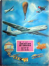 AVIATION N.P.C.K. Album figurine completo NESTLE' Aviazione 1948 KOHLER raro!!