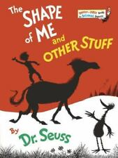 Shape of Me and Other Stuff by Dr. Seuss NEW Hardcover