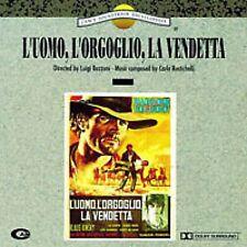 Carlo Rustichelli: L'Uomo, L'Orgoglio, La Vendetta (New/Sealed CD)