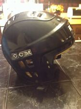Small CCM Black Ice Hockey Helmet HK10