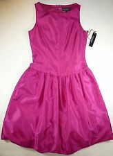 *NWT* A.B.S. EVENING BY ALLEN SCHWARTZ WOMENS FUCHSIA DRESS SIZE 6 C183 BB3