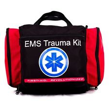 *NEW* EMS Tactical Trauma First Aid Medical Stocked Bag