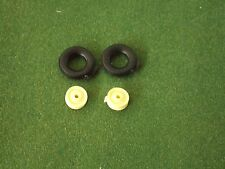 REPRODUCTION BRITAINS 1:32 FORD 5000 FRONT WHEELS AND TYRES