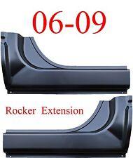 06 09 Dodge Ram Mega Cab Rocker Extension SET, Rust Repair Panel, Dodge Truck