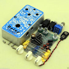 DIY Delay-1 Guitar Effect Pedal All kits  With 1590B Diecast Aluminium Box
