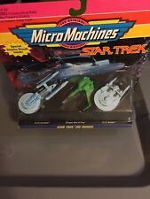 1993 STAR TREK The Movies Series Micro Machines -Collection # 2 (Galoob) New