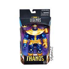 2018 Marvel Avengers Legends Walmart Exclusive Thanos Action Figure Infinity War